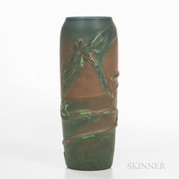"Sarah ""Sallie"" Toohey (1872-1941) for Rookwood Pottery Matte Glaze Vase"