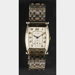 Glycine 18kt White Gold  Bracelet Wristwatch