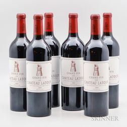 Chateau Latour 2003, 6 bottles (owc)