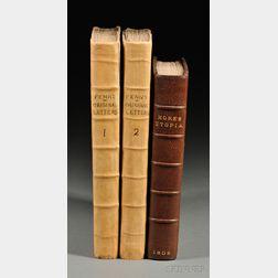 Fenn, John (1739-1794) Original Letters Written during the Reigns of   Henry VI, Edward IV, and Richard III
