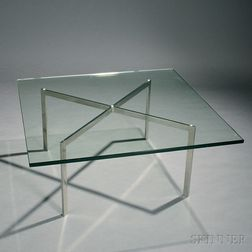 Mies van der Rohe Barcelona Coffee Table