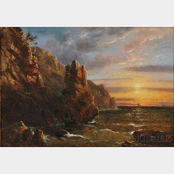 Régis François Gignoux (French, 1816-1882)      California Coast