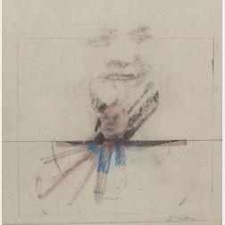 John Barnes Dobbs (American, b. 1931)      Faces