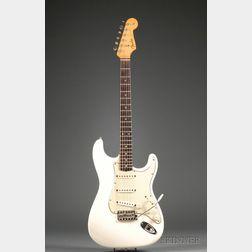 American Electric Guitar, Fender Electric Instruments, Fullerton, 1963, Model