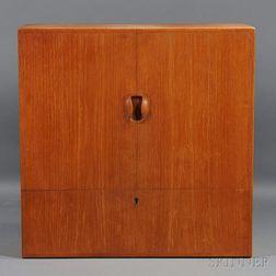 Edvard Kindt-Larsen (1901-1982) Wall Cabinet
