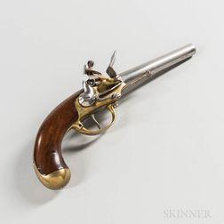 French Model 1777 Pistol