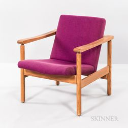 Hans Krieks Lounge Chair