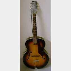 American Archtop Guitar, 1949, Gretsch Company, Brooklyn, Model New Yorker