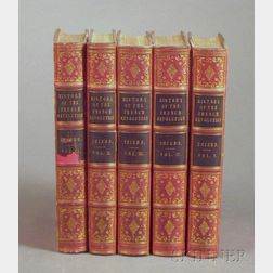 (Decorative Bindings, French Revolution)