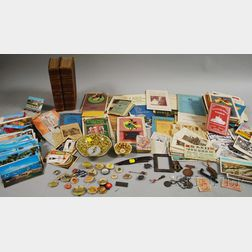 Group of Collectibles and Ephemera