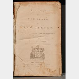 (New Jersey, Acts and Laws), Paterson, William