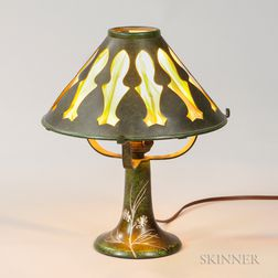 Arts and Crafts Heinz Art Table Lamp