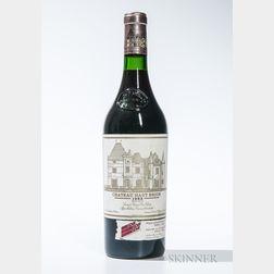 Chateau Haut Brion 1982, 1 bottle