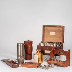 Collection of W. & L.E. Gurley Measures and Weights