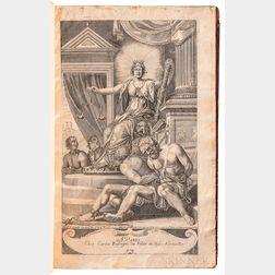 L'Hermite de Souliers Blanchard Jean Baptiste Francois (d. 1670) Les Eloges de tous Premiers Presidens du Parlement de Paris.