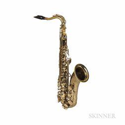 Tenor Saxophone, Selmer USA TS100, c. 1990
