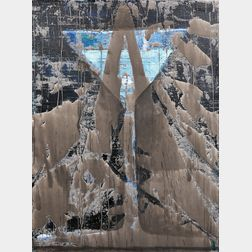 Aaron Fink (American, b. 1955)      Martini Glass