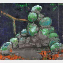 Aaron Fink (American, b. 1955)      Grapes