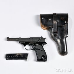 Walther Police Model P-38