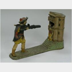 William Tell Bank By Stevens,