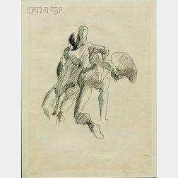 Jacques Villon (French, 1875-1963)      Figure