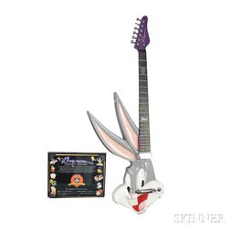 Marty Stuart     R. Hayes Bugs Bunny Electric Guitar, 1999