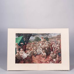Iacovleff, Alexandre (1887-1938) Dessins et Peintures d'Afrique.