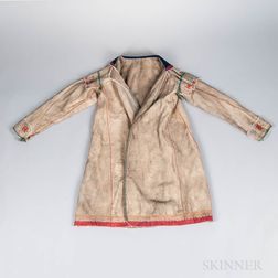 Northeast Moose Hide Coat