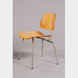 Two Early Charles Eames (1907-1978) Chairs
