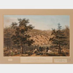 John Batchelder Army of the Potomac Print