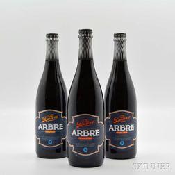 The Bruery Arbre, 3 bottles