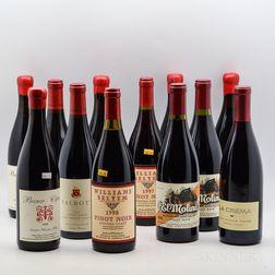 Mixed Pinot Noir, 12 bottles