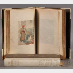 Boccaccio, Giovanni (1313-1375) and Chalon, Louis, Illustrator