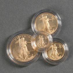 1994 Gold Eagle Bullion Proof Set