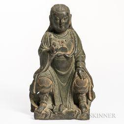 Bronze Statue of the Warrior God Xuanwu