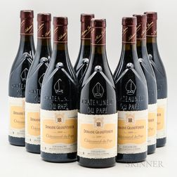 Grand Veneur Chateauneuf du Pape 2009, 8 bottles