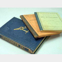 Three Titles on Microscopy