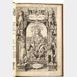 Drayton, Michael (1563-1631) Poly-Olbion
