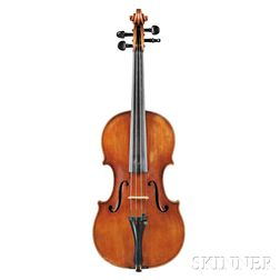 Modern American Violin, Karl Berger, New York, 1929