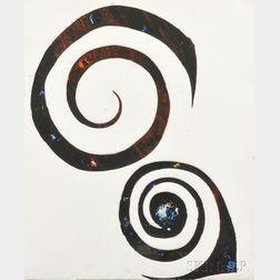 Sam Francis (American, 1923-1994)      Untitled (SFM83-325)