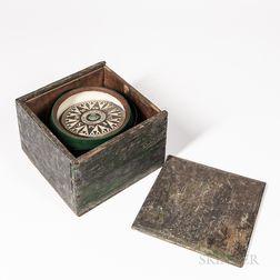 T.S. & J.D. Negus Boxed Compass