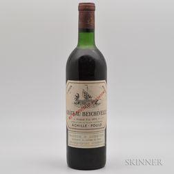Chateau Beychevelle 1971, 1 bottle