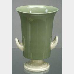 Wedgwood Keith Murray Designed Two Handled Vase