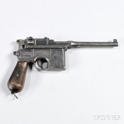 Commercial Wartime Production Mauser C-96