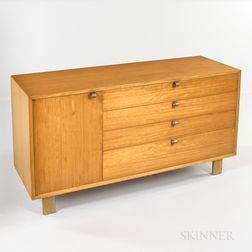 George Nelson for Herman Miller Maple Primavera Sideboard