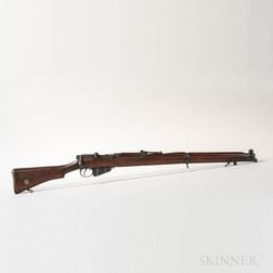 Short Magazine Lee-Enfield Mark III Bolt-action Rifle