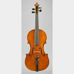 Italian Violin, Lorenzo Bellafontana, Genoa, 1976