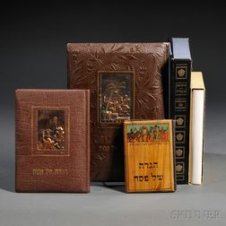 Five Haggadot Haggadah shel Pesach