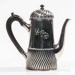 Gorham Sterling Silver Coffeepot