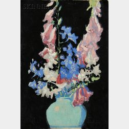 Margaret Jordan Patterson (American, 1867-1950)      Garden Flowers
